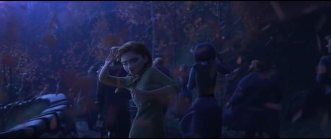 Frozen 2 tung trailer nóng: Disney hack nội công Elsa, bá đạo thế này chơi 1 mình nhé gái ơi chứ ai làm lại? - Ảnh 3.
