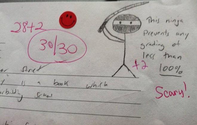 Đừng đùa với trí khôn của bọn trẻ: Giáo viên hỏi một đằng chúng trả lời một nẻo, nghe vô lý nhưng lại rất thuyết phục - ảnh 18
