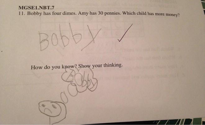 Đừng đùa với trí khôn của bọn trẻ: Giáo viên hỏi một đằng chúng trả lời một nẻo, nghe vô lý nhưng lại rất thuyết phục - ảnh 17