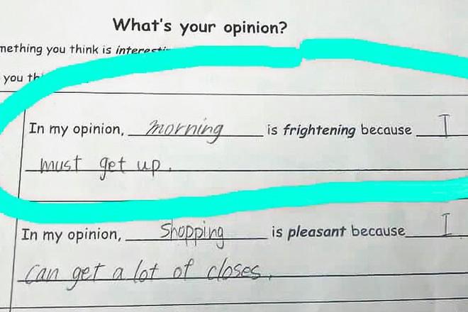 Đừng đùa với trí khôn của bọn trẻ: Giáo viên hỏi một đằng chúng trả lời một nẻo, nghe vô lý nhưng lại rất thuyết phục - ảnh 7