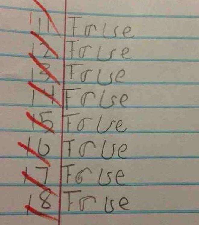 Đừng đùa với trí khôn của bọn trẻ: Giáo viên hỏi một đằng chúng trả lời một nẻo, nghe vô lý nhưng lại rất thuyết phục - ảnh 3