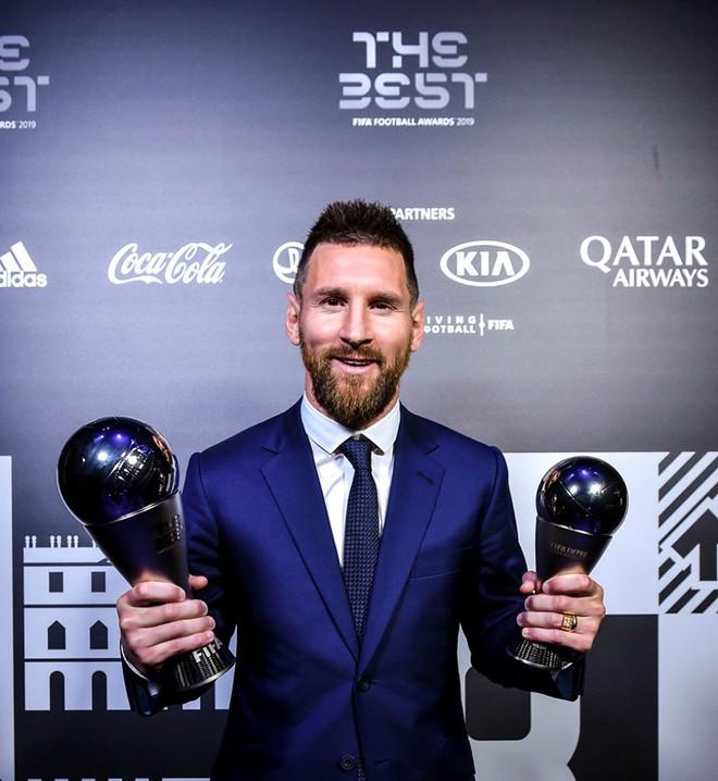 Người hâm mộ bức xúc, tin Messi không xứng đáng với danh hiệu Cầu thủ xuất sắc nhất năm 2019 - ảnh 1