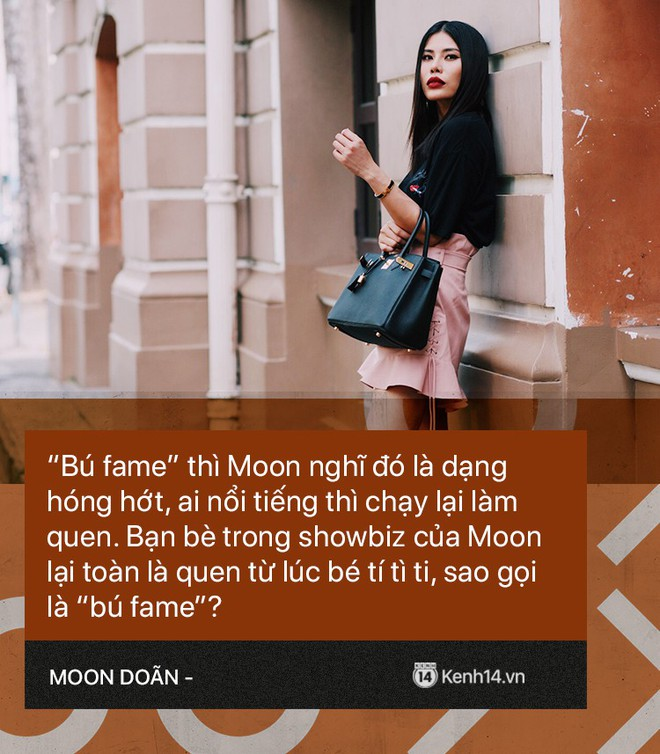 Moon Doãn - Nữ nhân chuyên bóc phốt hàng hiệu tâm sự: Mình bị dọa nhiều lắm, có cô còn mò đến nhà vào lúc 1 giờ sáng - ảnh 2