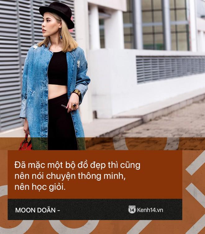 Moon Doãn - Nữ nhân chuyên bóc phốt hàng hiệu tâm sự: Mình bị dọa nhiều lắm, có cô còn mò đến nhà vào lúc 1 giờ sáng - ảnh 8