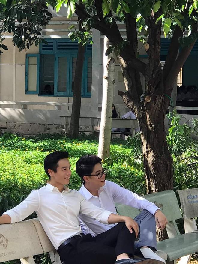 Bùi Anh Tuấn song kiếm hợp bích Văn Mai Hương chuẩn bị tái xuất: Chủ đề học đường, lại là tình tay ba? - ảnh 6