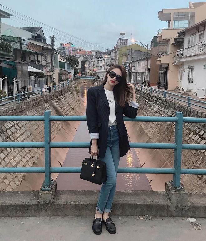 Từ ngày sắm 3 chiếc túi Hermès, Hương Giang cũng chuyển sang style thanh lịch chanh sả đậm chất ái nữ tài phiệt - ảnh 11