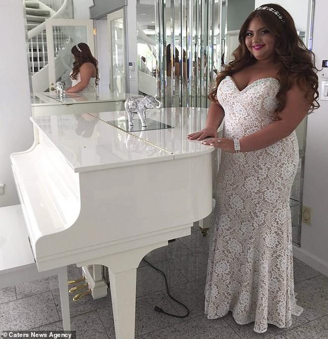 Từng khổ sở vì nặng tới 108kg, nàng béo người Mỹ lột xác ngoạn mục sau khi giảm 54kg chỉ sau 10 tháng - ảnh 3