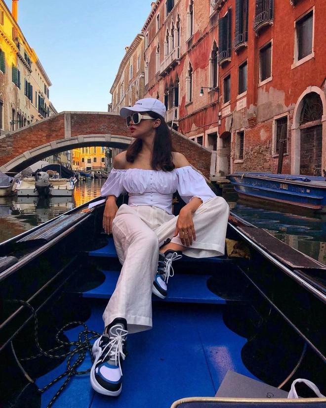 Từ ngày sắm 3 chiếc túi Hermès, Hương Giang cũng chuyển sang style thanh lịch chanh sả đậm chất ái nữ tài phiệt - ảnh 6
