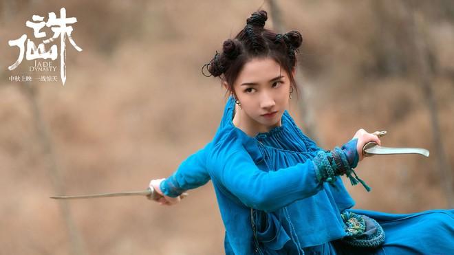 1001 cách ăn của sao trên màn ảnh Hoa ngữ: Bành Tiểu Nhiễm đẹp ngút ngàn, Ngô Cẩn Ngôn nuốt màn thầu như ma đói - Ảnh 11.