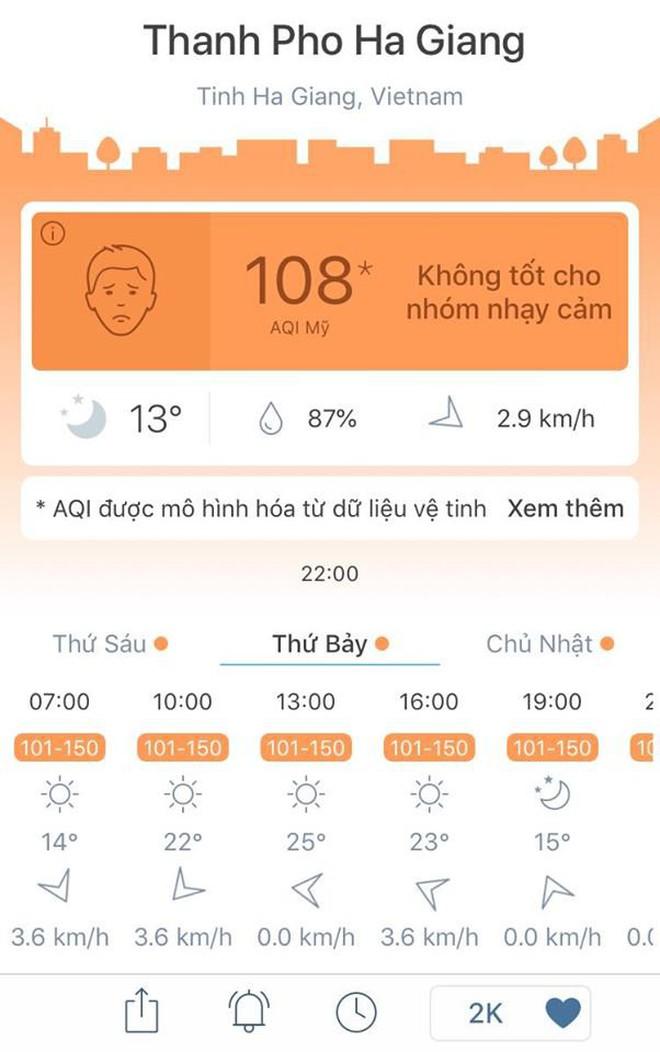 Đà Lạt đích thị là thành phố đáng sống nhất Việt Nam, nhìn vào bảng chỉ số không khí này mà chỉ muốn đi du lịch ngay!