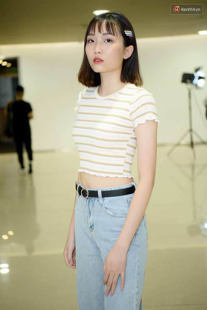 Vietnam's Next Top Model: Dàn chân dài trai xinh, gái đẹp nườm nượp tới casting tại Hà Nội - ảnh 12