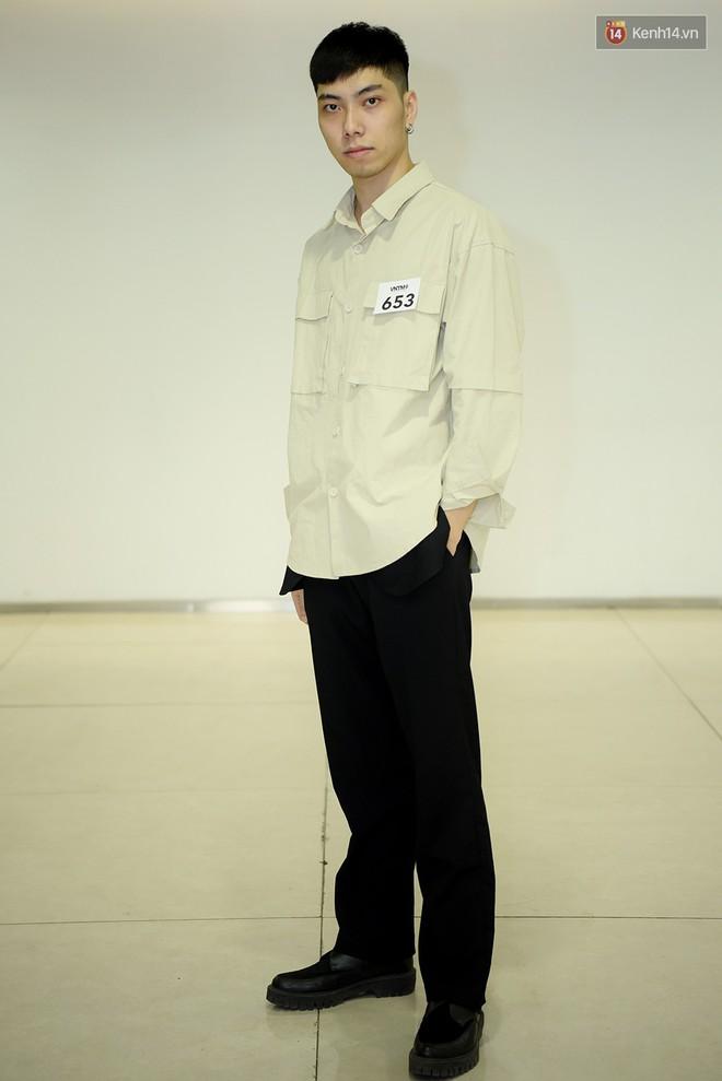 Vietnam's Next Top Model: Dàn chân dài trai xinh, gái đẹp nườm nượp tới casting tại Hà Nội - ảnh 10