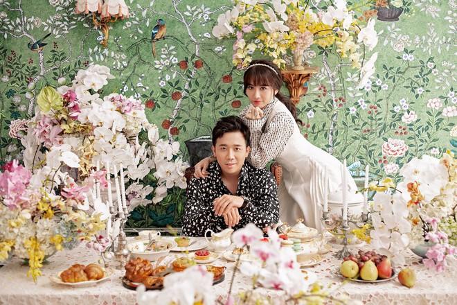Trấn Thành và Hari Won tung bộ ảnh tình tứ như thuở mới yêu, ngày càng hạnh phúc sau gần 3 năm kết hôn - ảnh 6