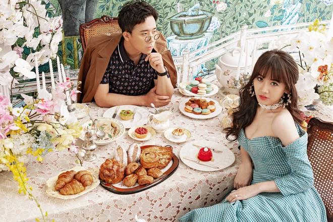 Trấn Thành và Hari Won tung bộ ảnh tình tứ như thuở mới yêu, ngày càng hạnh phúc sau gần 3 năm kết hôn - ảnh 11