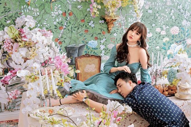Trấn Thành và Hari Won tung bộ ảnh tình tứ như thuở mới yêu, ngày càng hạnh phúc sau gần 3 năm kết hôn - ảnh 12