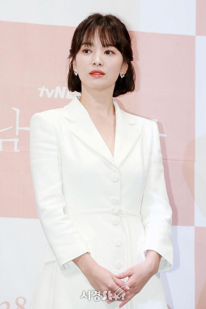 The hot story comes back after 14 years: Song Hye Kyo and her mother were once threatened with acid splash, blackmail 5 billion, the identity of the culprit surprise - Photo 1.