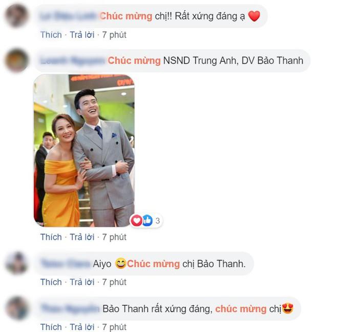 Thư xính lao Bảo Thanh vượt mặt chị em My Sói và tomboiloichoi giành giải nữ diễn viên ấn tượng trong VTV Awards 2019 - Ảnh 11.