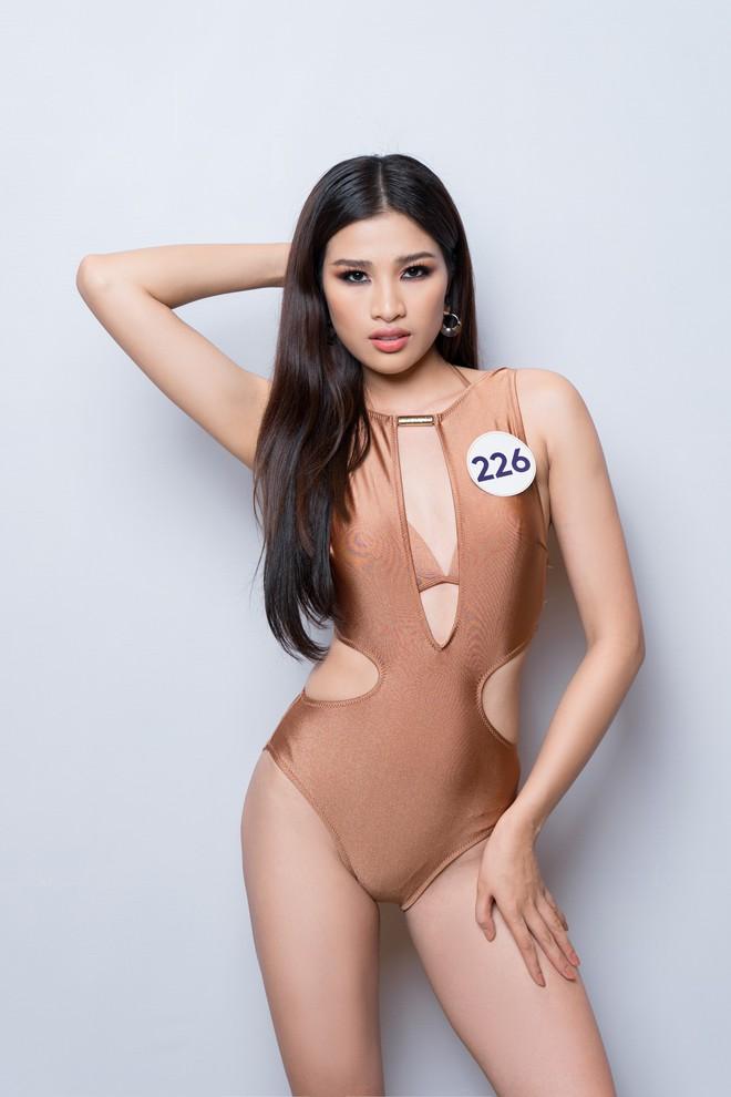 Ngắm trọn body của dàn thí sinh Hoa hậu Hoàn vũ Việt Nam 2019: Chính thức lộ diện những ứng cử viên đáng gờm! - ảnh 6