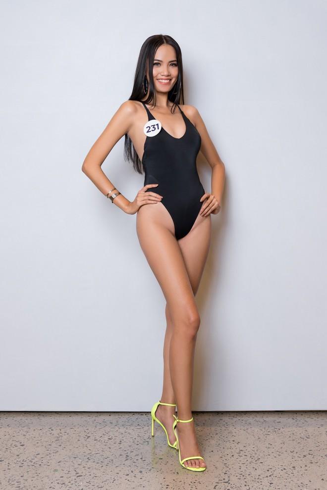 Ngắm trọn body của dàn thí sinh Hoa hậu Hoàn vũ Việt Nam 2019: Chính thức lộ diện những ứng cử viên đáng gờm! - ảnh 10