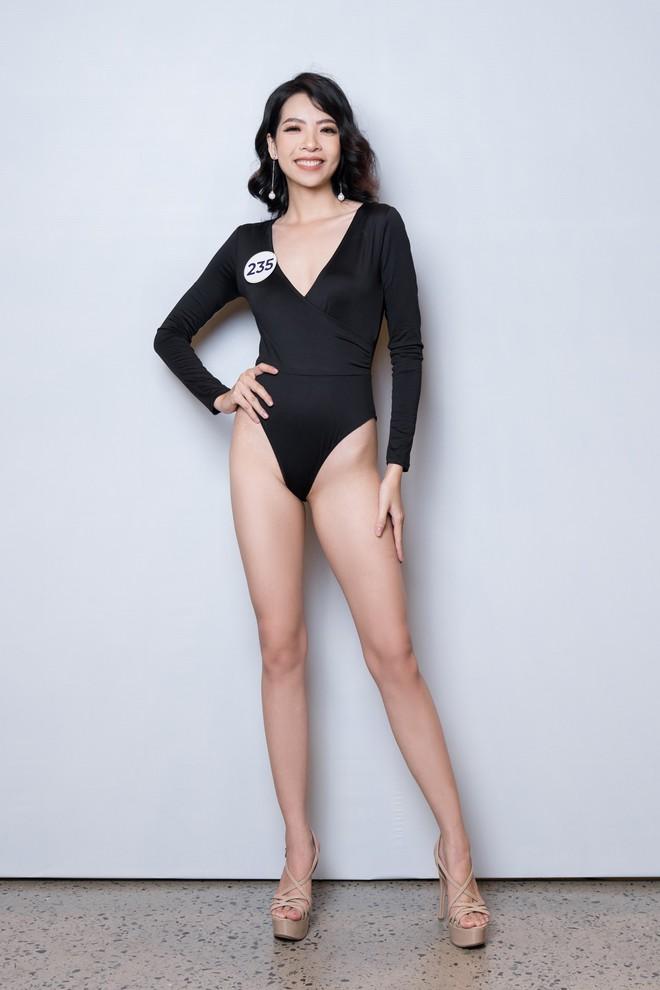 Ngắm trọn body của dàn thí sinh Hoa hậu Hoàn vũ Việt Nam 2019: Chính thức lộ diện những ứng cử viên đáng gờm! - ảnh 14