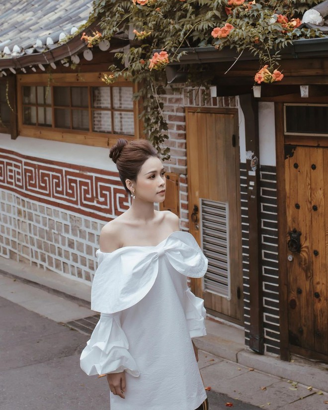 Ngắm Sam yêu kiều và sang chảnh khi diện váy trắng, thế nào các nàng cũng muốn sắm ngay vài chiếc - ảnh 3