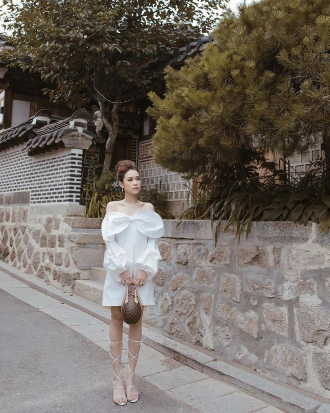 Ngắm Sam yêu kiều và sang chảnh khi diện váy trắng, thế nào các nàng cũng muốn sắm ngay vài chiếc - ảnh 4