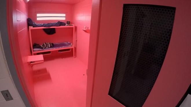 Nhà tù sơn màu hường phấn để giúp tù nhân bớt hung hãn, người trong cuộc chỉ thấy nhục nhã như bị phân biệt đối xử - ảnh 4