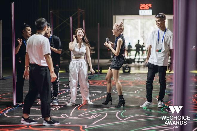 BigDaddy - Emily, AMEE, Sóc Nâu xuất hiện cool ngầu, làm bùng nổ sân khấu trước thềm Gala WeChoice Awards 2019 - Ảnh 6.