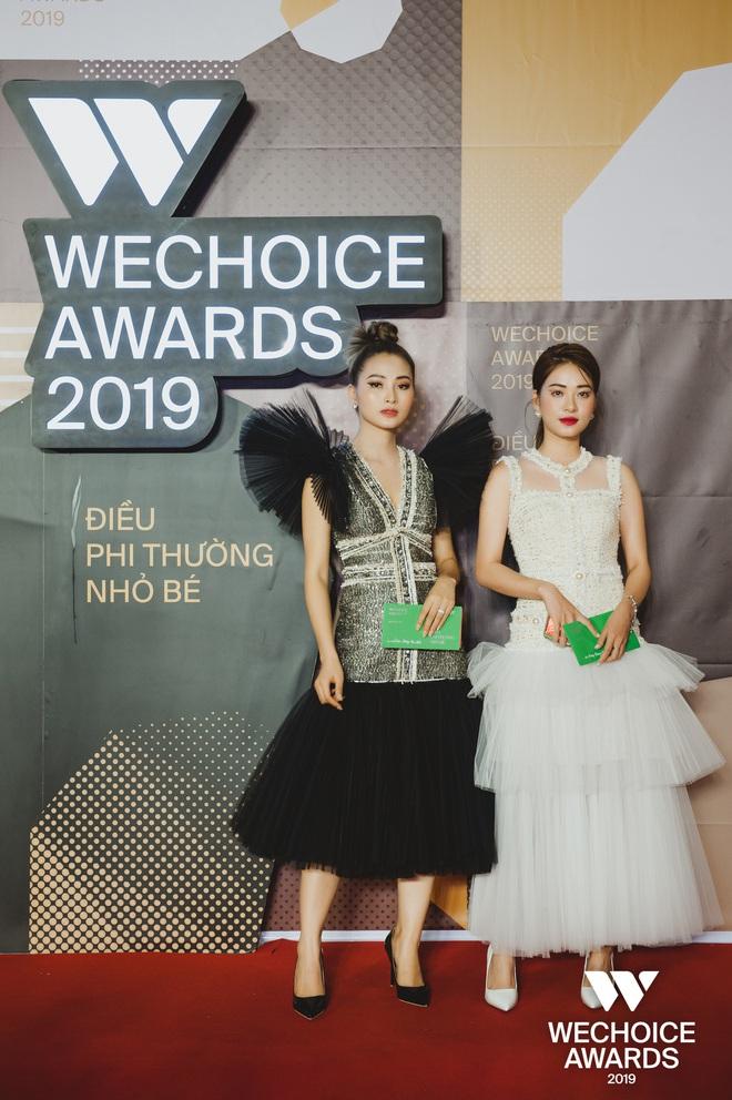 Dàn hot girl, hot boy đổ xô tới Gala WeChoice Awards 2019: Cả một bầu trời nhan sắc hội tụ! - Ảnh 12.