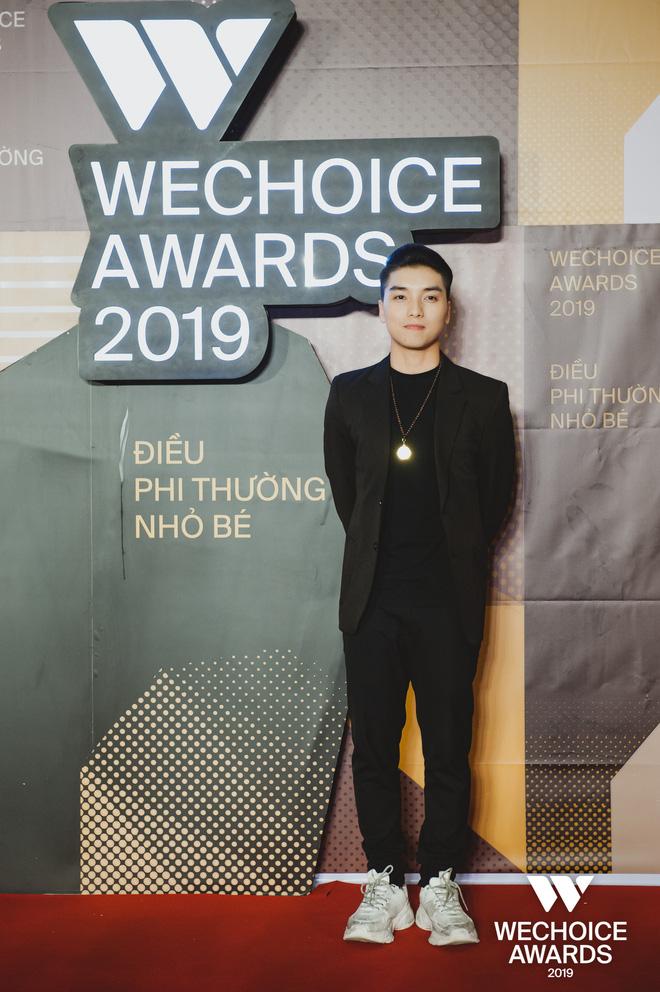 Dàn hot girl, hot boy đổ xô tới Gala WeChoice Awards 2019: Cả một bầu trời nhan sắc hội tụ! - Ảnh 10.