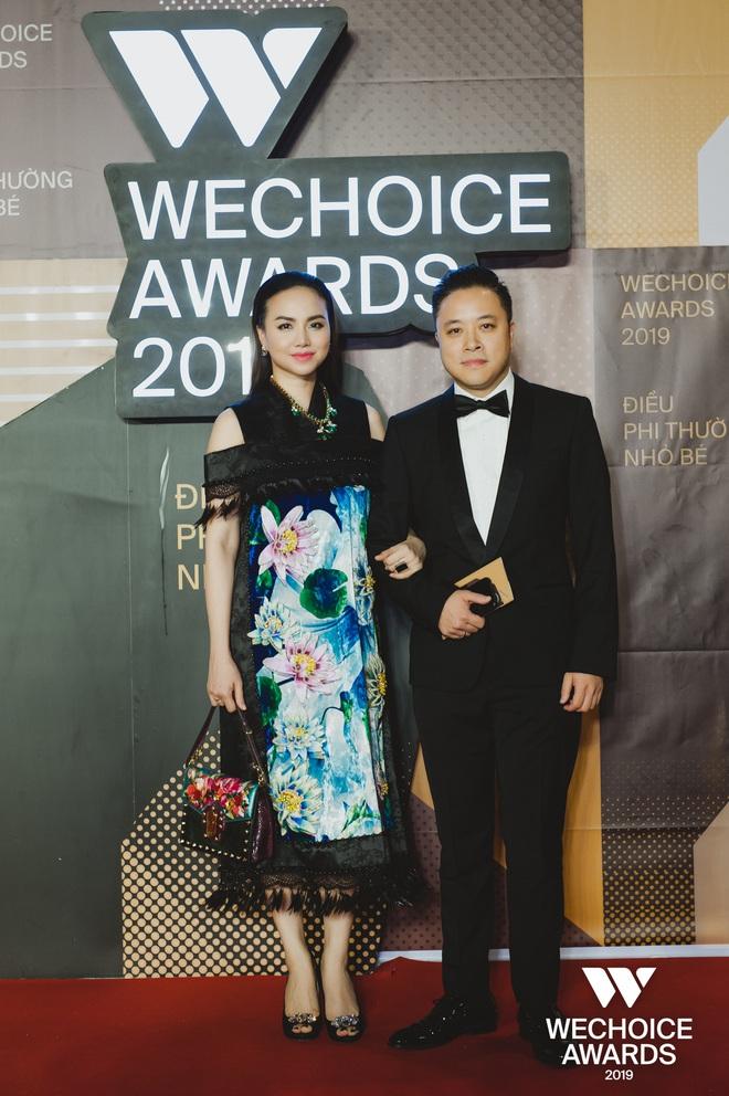 Dàn sao Mắt Biếc đổ bộ thảm đỏ WeChoice Awards 2019: Hà Lan, bé Hồng quá quyến rũ nhưng lại vắng bóng thầy Ngạn - Ảnh 3.