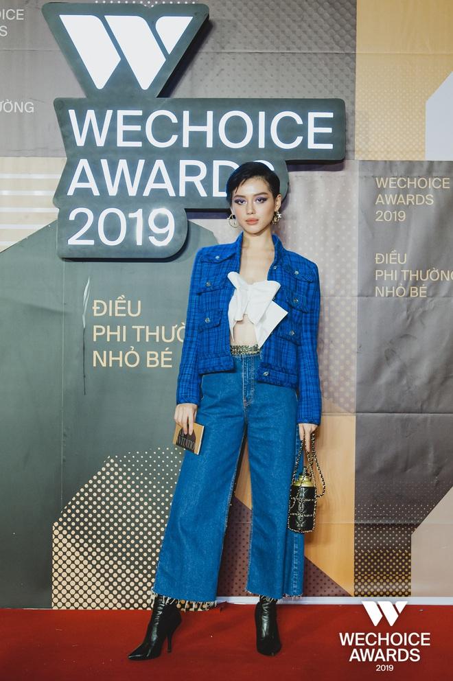 Dàn hot girl, hot boy đổ xô tới Gala WeChoice Awards 2019: Cả một bầu trời nhan sắc hội tụ! - Ảnh 3.
