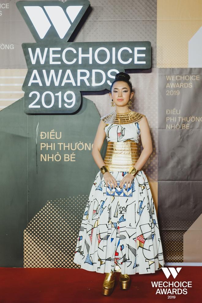 Dàn hot girl, hot boy đổ xô tới Gala WeChoice Awards 2019: Cả một bầu trời nhan sắc hội tụ! - Ảnh 2.