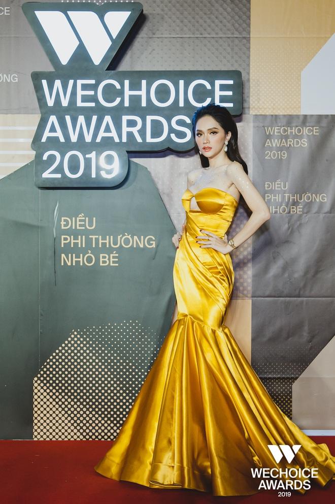 Hương Giang chính thức được vinh danh tại WeChoice Awards, trở thành nghệ sĩ có hoạt động nổi bật nhất năm 2019 - Ảnh 5.