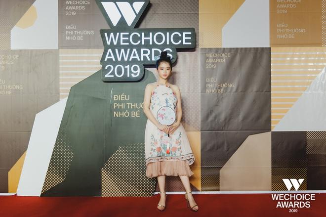 Dàn hot girl, hot boy đổ xô tới Gala WeChoice Awards 2019: Cả một bầu trời nhan sắc hội tụ! - Ảnh 17.