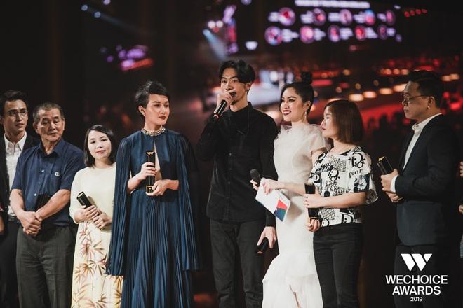 Hậu đưa vào bản rap, cuối cùng Đen Vâu cũng được gặp cả Sơn Tùng M-TP ngoài đời thực phiên bản Gala WeChoice Awards 2019 - Ảnh 5.