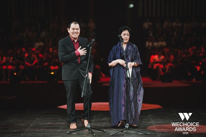 Công bố 5 Đại sứ truyền cảm hứng WeChoice Awards 2019 do Hội đồng thẩm định bình chọn, họ là ai? - Ảnh 1.