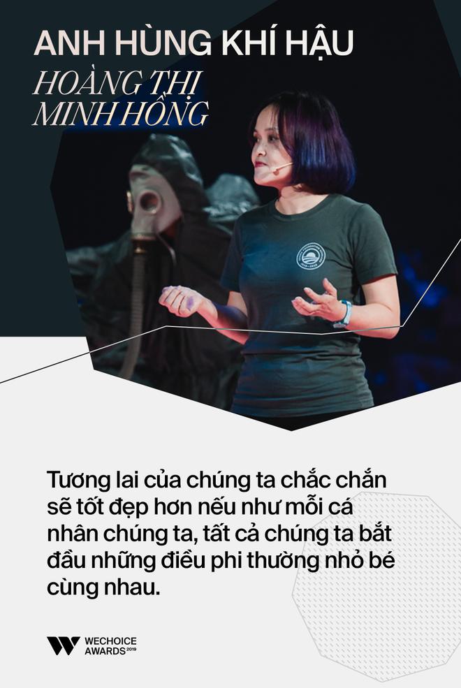 Những phát ngôn gây ấn tượng nhất trên sân khấu WeChoice Awards 2019: Xúc động, ý nghĩa và lắng đọng - Ảnh 2.