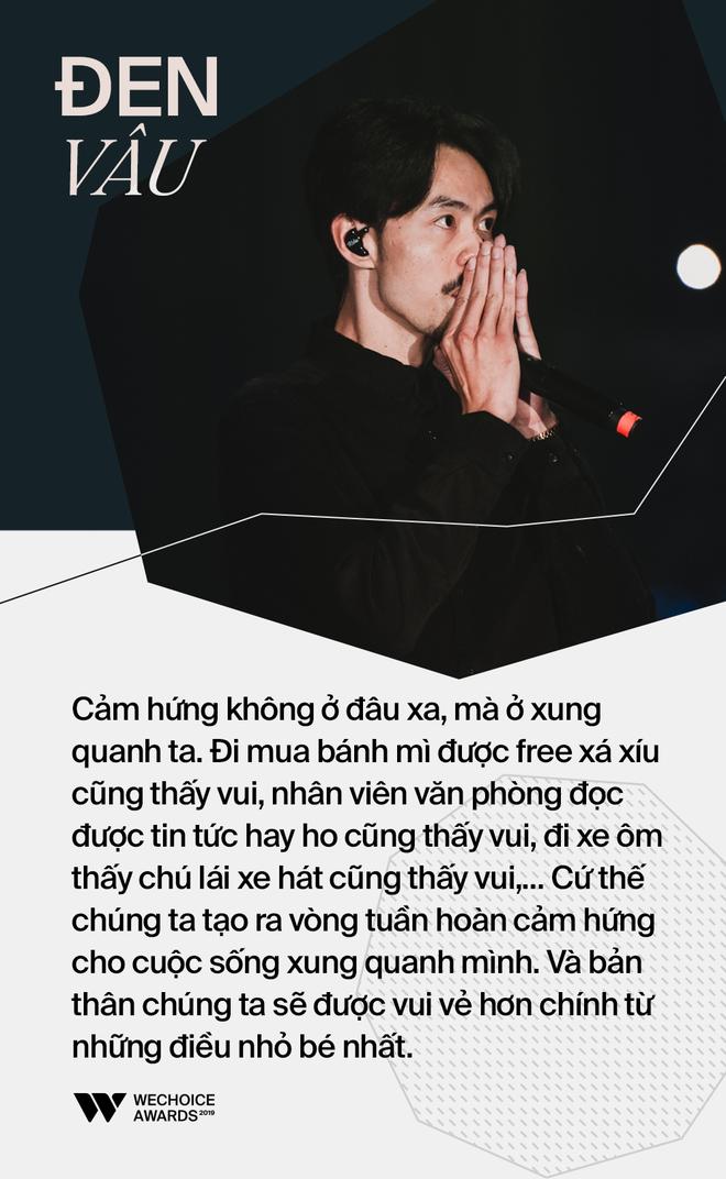 Những phát ngôn gây ấn tượng nhất trên sân khấu WeChoice Awards 2019: Xúc động, ý nghĩa và lắng đọng - Ảnh 15.