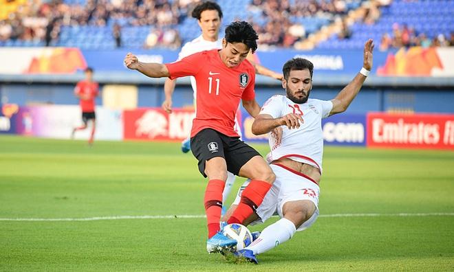 Nỗi sợ Hàn Quốc giúp U23 Việt Nam hưởng lợi thế nào trong cuộc đua vào tứ kết với Jordan và UAE? - ảnh 1