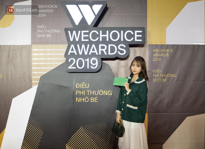 Minh Nghi, Hạ Mi, Chi Chi... mỗi người một vẻ, mười phân vẹn mười trên thảm đỏ gala WeChoice Awards 2019, cả làng game đứng ngồi không yên - Ảnh 8.