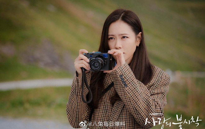 Dương Tử đụng blazer 70 triệu với Son Ye Jin: Lên đồ hao hao mà đẳng cấp khác hẳn nhau - ảnh 2