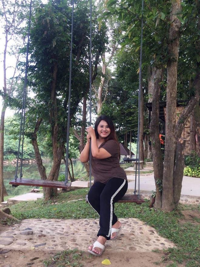 Béo tới nỗi bị tưởng nhầm là có em bé, cô gái người Thái giảm một lèo 24kg khiến ai nấy đều bất ngờ - ảnh 1