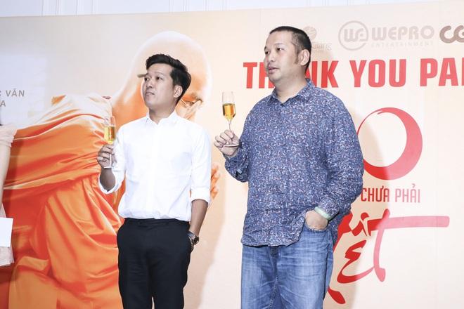 Quang Huy: Không ai khùng mà đem chuyện kiểm duyệt ra PR phim cả! - ảnh 2