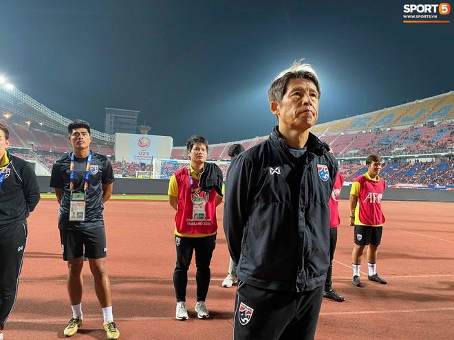 Giúp U23 Thái Lan lập kỳ tích, HLV Nhật Bản nổ tưng bừng: Đừng lấy SEA Games làm thước đo cho chúng tôi - ảnh 1