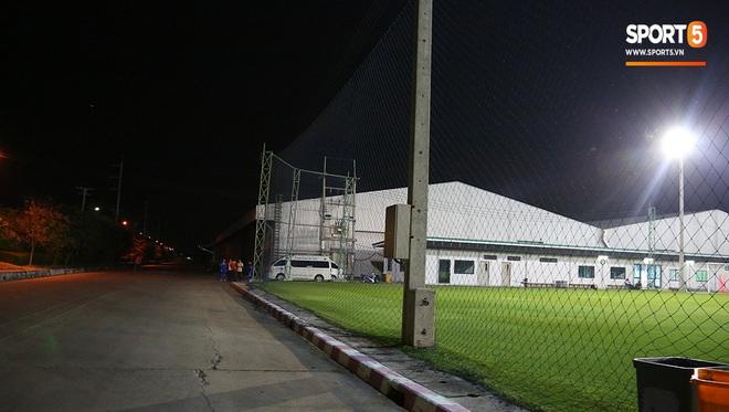 U23 CHDCND Triều Tiên tập sân huyền bí trước trận đấu cuối cùng gặp U23 Việt Nam - ảnh 1