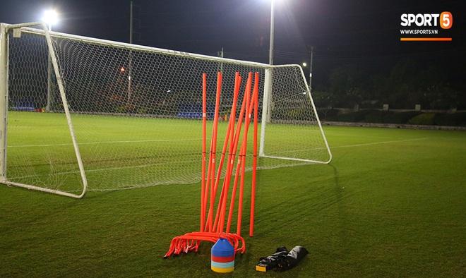 U23 CHDCND Triều Tiên tập sân huyền bí trước trận đấu cuối cùng gặp U23 Việt Nam - ảnh 3