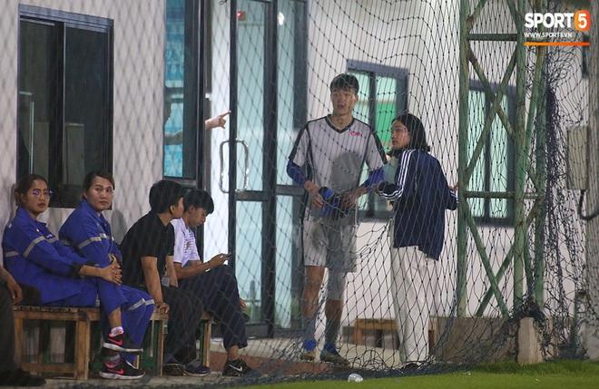 U23 CHDCND Triều Tiên tập sân huyền bí trước trận đấu cuối cùng gặp U23 Việt Nam - ảnh 13