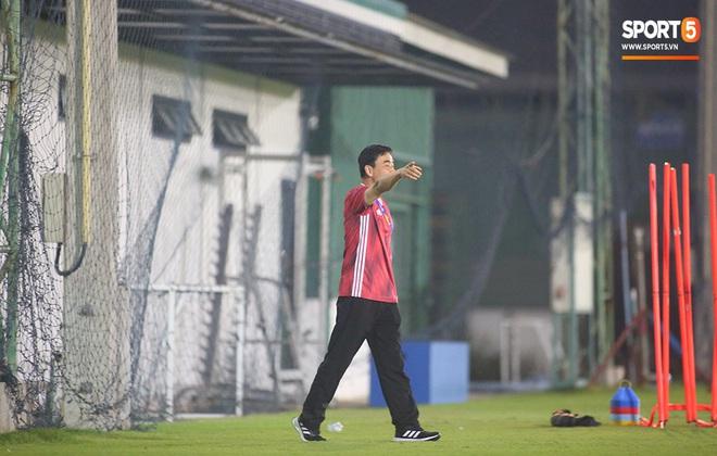 U23 CHDCND Triều Tiên tập sân huyền bí trước trận đấu cuối cùng gặp U23 Việt Nam - ảnh 16