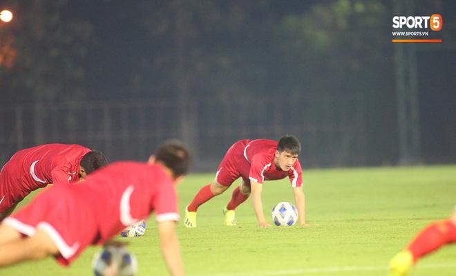 U23 CHDCND Triều Tiên tập sân huyền bí trước trận đấu cuối cùng gặp U23 Việt Nam - ảnh 21